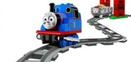 Lego treno duplo
