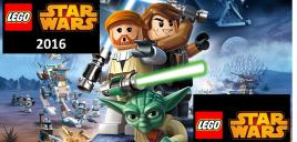 Lego novità 2016 Star Wars Catalogo