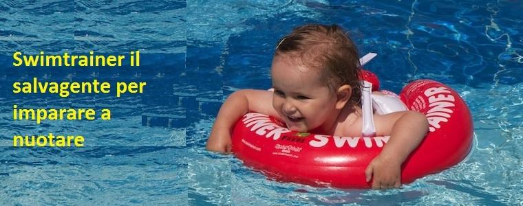 Swimtrainer - il salvagente per i neonati!